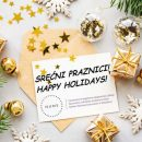 SRETNI PRAZNICI! HAPPY HOLIDAYS!